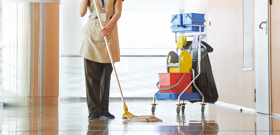 Commercial Cleaning Services CalgaCy
